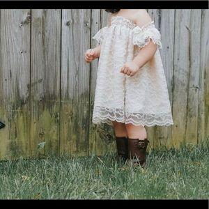 Toddler dress handmade🤚🏻